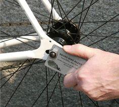 Cartão de Visita de Manutenção de Bikes