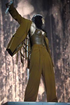 Is Rihanna's corset a feminist statement