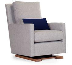 como glider  - modern nursery furniture by Monte Design