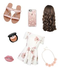 """Untitled #23"" by gracief-9 on Polyvore featuring WithChic, Dettagli, Lime Crime, MAKE UP FOR EVER and Casetify"