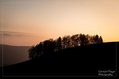 Black Forest Sunset, Blackforest, Germany