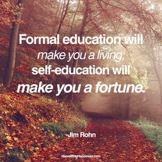 Knowing yourself can make you wealthy.  #happiness #quotes #sayings #education