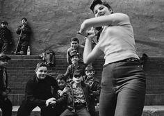William Klein, Stickball Gang, New York, 1955