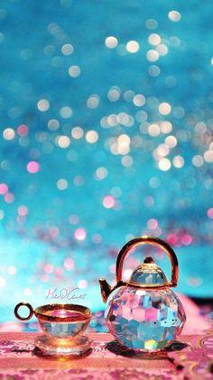 Colors ~ Aqua and Pink