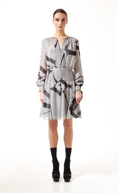Diane von Furstenberg Pre-Fall 2013 - Review - Fashion Week - Runway, Fashion Shows and Collections - Vogue - Vogue