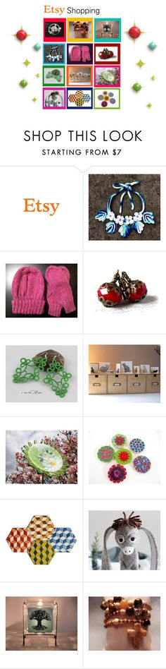 """Etsy Shopping"" by fivefoot1designs ❤ liked on Polyvore featuring Mémoire, etsy and etsygifts"