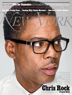 """Chris Rock on Ferguson, Cosby, Obama, what """"racial progress"""" really means, and more What would you do in Ferguson that a standard reporter wouldn't? I'd do a special on race, but I'd have no black people. Well, that would be much more revealing. Yes, that would be an event. Here's the thing. When we talk about race relations in America or racial progress, it's all nonsense. There are no race relations. White people were crazy. Now they're not as crazy. To say that black people have ..."""