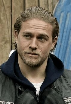 Charlie Hunnam...man gets better every year.