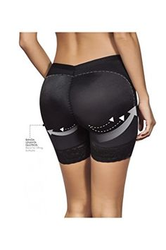 3f97845882 Butt Shaper Wonder Panty Short By Curvify (2 Colors Available). See it here