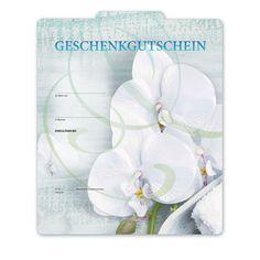 Multicolor-Geschenkgutschein KS273 für Kosmetik und Massage/Wellness. Massage, Things To Do, Cards, Gifts, Natural Medicine, Massage Therapy