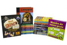 Informatief Lezen - Boekpakket Groen (9-12 jaar)