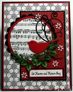 Let Heaven and Nature Sing by kcs1955 - Cards and Paper Crafts at Splitcoaststampers