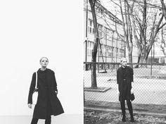 damska #szmizjerka Top Secret Duster Coat, Model, Jackets, Tops, Fashion, Down Jackets, Moda, Fashion Styles