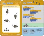 Make games, stories and interactive art with Scratch. (scratch.mit.edu)