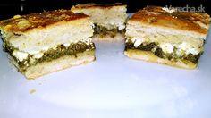 Spanakopita, Quiche, Sandwiches, Ethnic Recipes, Food, Basket, Quiches, Meals, Yemek