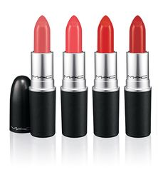 MAC Red, Red, Red (in the Snow, Snow, Snow) - Hey Pretty