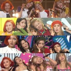 Mamamoo, you're the best | allkpop Meme Center | changing the performance every time