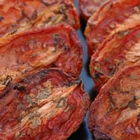 Oven Semi Dried Tomatoes Recipe