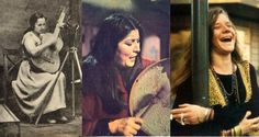 Conmemorando a tres grandes: Violeta Parra, Janis Joplin y Mercedes Sosa - Belelú
