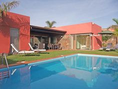 "The dreamlike Golfvilla ""Villa Master"" with private pool in Salobre Golf for 6 people. From 185,00 € per night!"