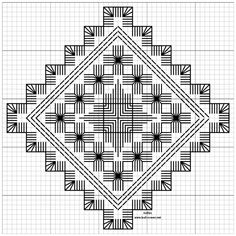 Content filed under the Hardangersøm category. Hungarian Embroidery, Hardanger Embroidery, Types Of Embroidery, Hand Embroidery Stitches, Embroidery Hoop Art, Embroidery Patterns, Drawn Thread, Bargello, Needlework
