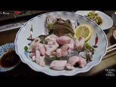 Các Món Ăn Sống Kinh Dị Của Nhật Bản Và Hàn Quốc - YouTube