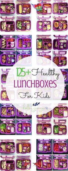 125+ FREE Lunchbox Recipes for Kids 125 Healthy Lunchboxes for Kids by Mommy and Registered Dietitian Holley Grainger<br> Who says packing lunch is a chore? These recipes take the guesswork (and brainwork) out of healthy school lunches. Healthy Sweet Snacks, Healthy Kids, Healthy Drinks, Healthy Cooking, Healthy Eating, Healthy Recipes, Healthy Food, Healthy Meals, Cooking Recipes