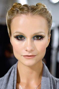 Maquillaje high fashion, ¿te arriesgas para SS14?