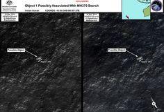 Boeing 777 : des débris repérés dans l'Océan Indien