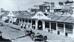 Mercados de Tampico construidos en 1926