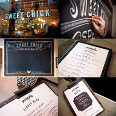 45 Restaurant Identity, Menu & Stationery Designs Showcase