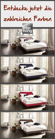 bb5d87770e1e Du weißt noch nicht welche Farbe dein neues Bett haben soll  Entdecke die  zahlreichen Interliving