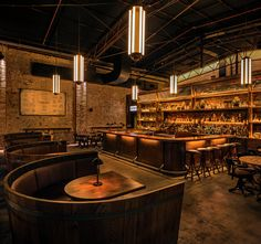 Image 27 of 33. Archie Rose Distilling Co.; Australia / Acme & Co.. Image Courtesy of The Restaurant & Bar Design Awards