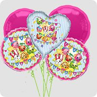 Shopping for Shopkins Balloon Bouquet Kit for your next party? Browse Birthday in a Box for the popular & party ideas & discount prices. Fete Shopkins, Shopkins Bday, 9th Birthday Parties, Birthday Box, Birthday Ideas, Happy Birthday, Little Einsteins Party, Balloon Bouquet, Birthday Balloons