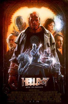 """""""Cos'è che fa dell'uomo un uomo?"""" Si chiese una volta un mio amico. Forse le sue origini? Il modo in cui nasce alla vita? Io non lo credo. Sono le scelte che fa. Non come inizia le cose, ma come le finisce - John Myers - Hellboy"""