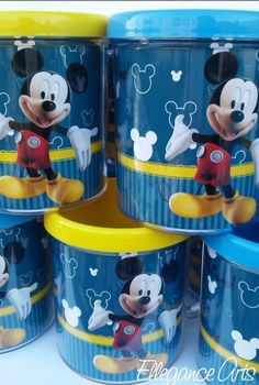 Caneca Personalizada Mickey