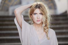 Blonde hair, braid - Ebba Zingmark