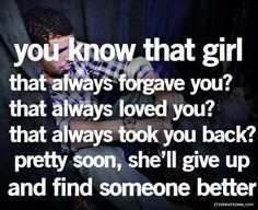 You Know That Girl?