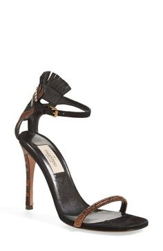 Strap Mask' available Women Valentino Sandal 'Glam Ankle at qZ4ntwfaSx