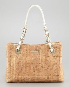 bay terrace helena small tote bag, cork by kate spade new york at Neiman Marcus.