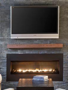 + Linear Fireplace ideas on Pinterest