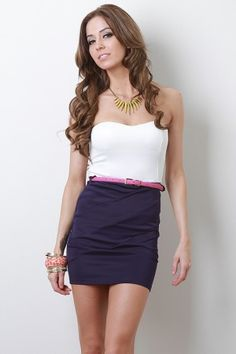 cute pencil skirt outfit