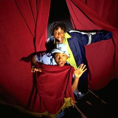 Kenan and Kel. My mother never understood the reason why I loved this show. She hated it. Hahaha