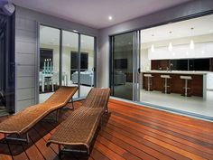 stacking doors with flyscreens - Google Search
