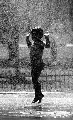 As a child happiness came easy to us. The joy of playing in the rain, getting our clothes soaking wet just to feel water on our skin, in our hair, dripping down our face. All with a wide spread smile, by something so simple and pure. Growing older we find struggles in life and the more knowledge we gain sometimes the worse we feel. As a child we were once naïve and ignorant to all the things the real world has.