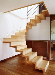 nowoczesne schody drewniane - Szukaj w Google