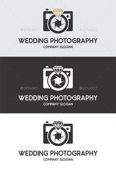 Wedding Photography Logo Templates