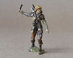 Painted miniatures for tabletop & roleplaying games! by ThePaintSmiths Dungeons And Dragons Figurines, Dungeons And Dragons Miniatures, Battle Mage, Warhammer Paint, Dragon Miniatures, Blue Magic, Dragon Figurines, Model Look, Dnd Characters