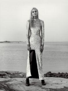 Caroline Trentini by Jamie Hawkesworth for Vogue US December 2015