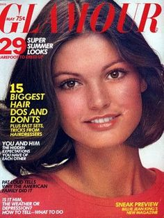 Barbara Minty.  I thought she was the most beautiful of all the models on my Glamour magazines.
